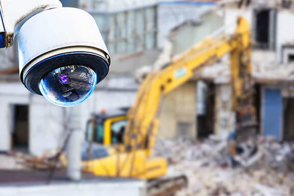 CCTV with Construction Monitoring