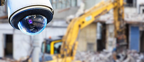 Rapid Deployment Mobile Surveillance Solution for Construction Sites Monitoring