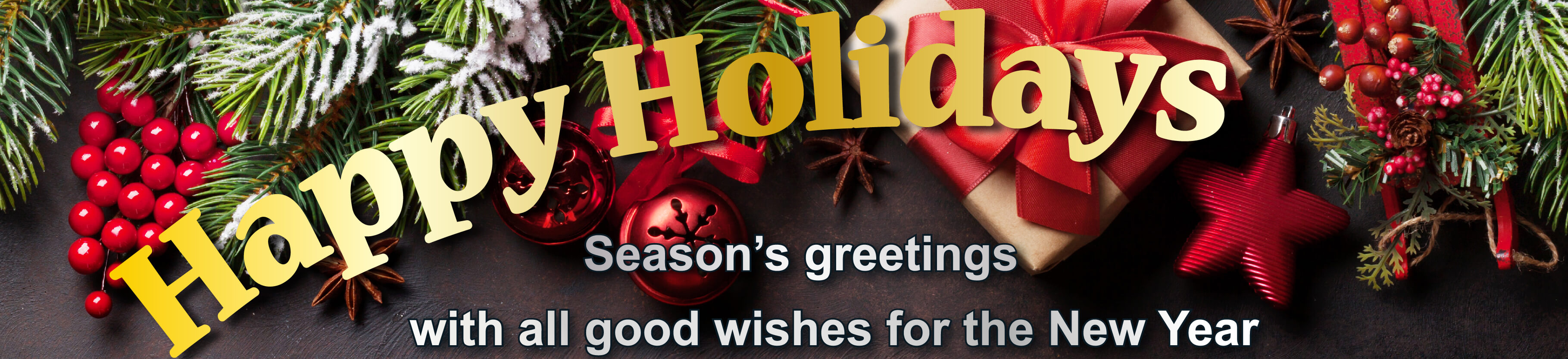 OT Systems wishes you a wonderful Holiday Season!