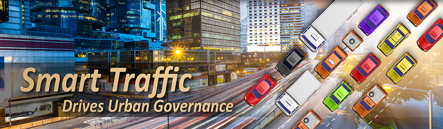 Mobile Surveillance Smart Traffic Solution Drives Urban Governance