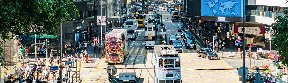 OT Systems and China Mobile HK Make Joint Effort to Build Smart Traffic