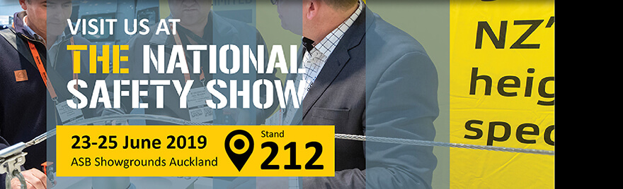 OT Systems X Be Alarmed: Join Us at The National Safety Show 2019 Booth #212